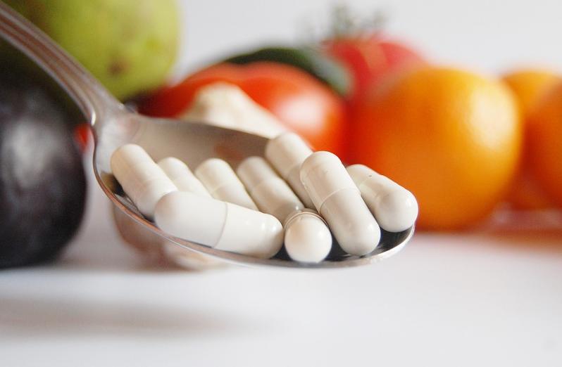 Tabletten für eine besser Verdauung